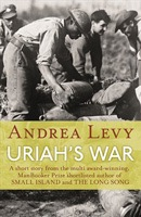Uriah's War book cover